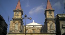 Syrie: l'archevêché d'Alep saccagé