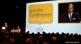 Grandes conférences catholiques – Une nouvelle saison très prometteuse