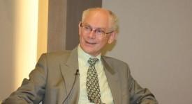 Herman Van Rompuy: «Sauver l'euro, c'est préserver l'union européenne»