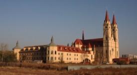 Une nouvelle cathédrale au Kazakhstan