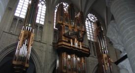 Journées du Patrimoine à Bruxelles : Eglises et orgues