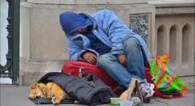 France: «La pauvreté n'est pas un crime!»