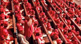 Le pape François insiste sur la mission des laïcs dans l'Eglise