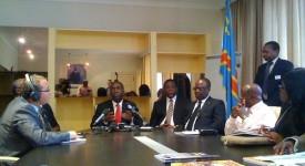 Le 1er ministre de la RDC en visite à Bruxelles