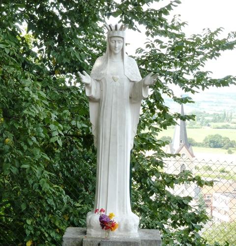 Marie au coeur d'or