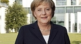 Double distinction belge pour Angela Merkel