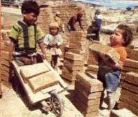 travail des enfants