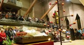 Fin du périple belge des reliques de Don Bosco