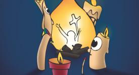 Tournai – La pastorale des jeunes met le feu