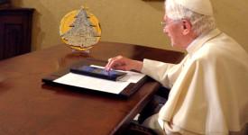 2 millions de 'followers' pour Benoît XVI