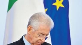 L'Eglise italienne soutient Mario Monti