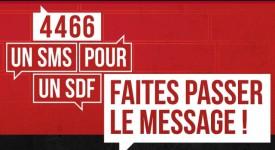 4466: un SMS pour un SDF