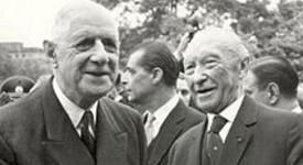 50e anniversaire du Traité franco-allemand