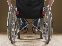 Jeune avec handicap