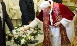 A la sainte Agnès, bénédiction des agneaux