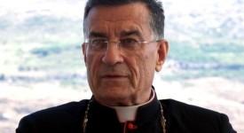 Visite historique du patriarche maronite à Damas