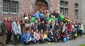 Les jeunes belges se préparent aux JMJ