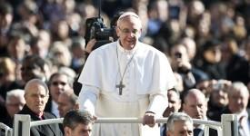 Un agenda bien rempli pour le pape François