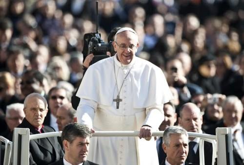 Pape François 1
