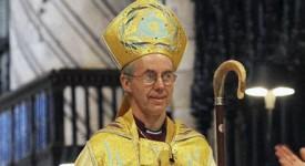 Intronisation du nouveau primat anglican
