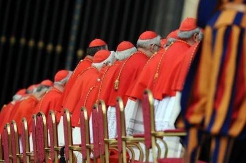 cardinaux au Vatican