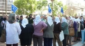 Le pape solidaire des «Mères de la place de Mai»