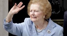 Margaret Thatcher dans les prières des catholiques