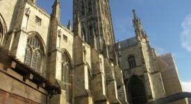 La cathédrale de Canterbury fermée au public ?