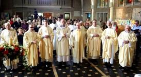 Dernière messe TV pour le curé de Sainte-Alix