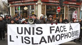 Poussée d'islamophobie en Europe