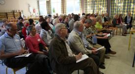 Bruxelles : assises du catéchuménat