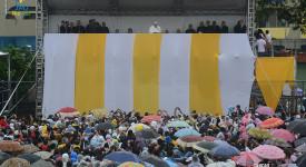 Message du pape François pour la 29e Journée Mondiale de la Jeunesse