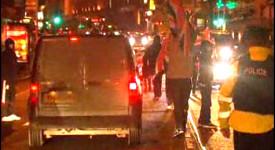 Nouvelle nuit d'émeutes à Belfast