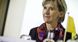 Démission de Marie-Dominique Simonet