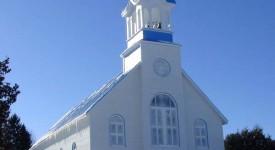 Québec : La fonte des églises