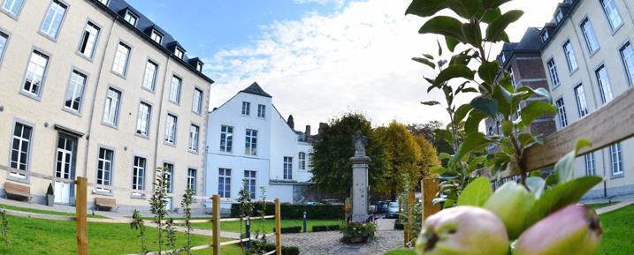 Séminaire de Namur