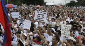 Philippines: L'Eglise catholique à l'avant-garde de la mobilisation anti-corruption