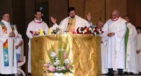 Le diocèse de Liège en pèlerinage à Lourdes