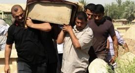Sanglant mois pour l'Irak