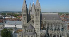 Tournai: quid des espaces verts autour de la cathédrale?