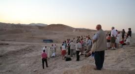 Dans le désert de Judée – Jour 6