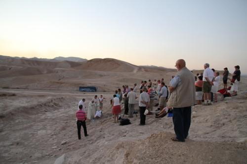 Dans le désert de Judée (c) Ph.S/mcbf.be
