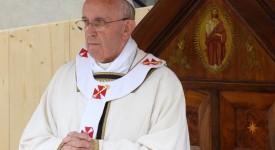 François a rencontré les prêtres de son diocèse de Rome