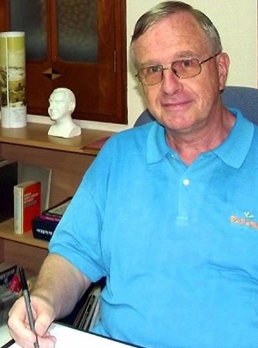 Patrick Masschelein, missionnaire