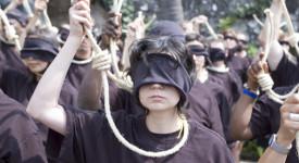 «Arrêtons le crime, pas la vie»