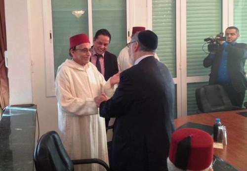 Interreligieux Maroc