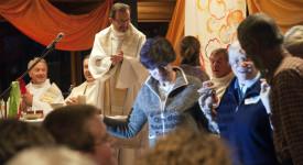 Deux ordinations chez les jésuites belges francophones