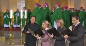 Coralie et Virginie, chanteront en direct depuis Lourdes