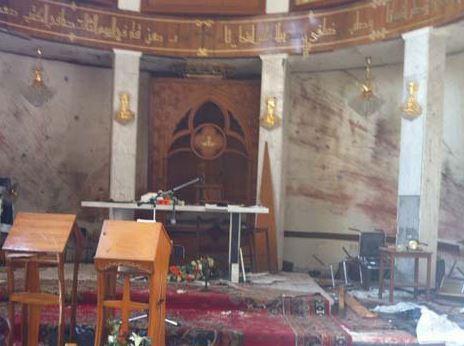 Bagdad - Notre-Dame du peprétuel secours
