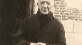 Hommage au curé-romancier d'Hertain